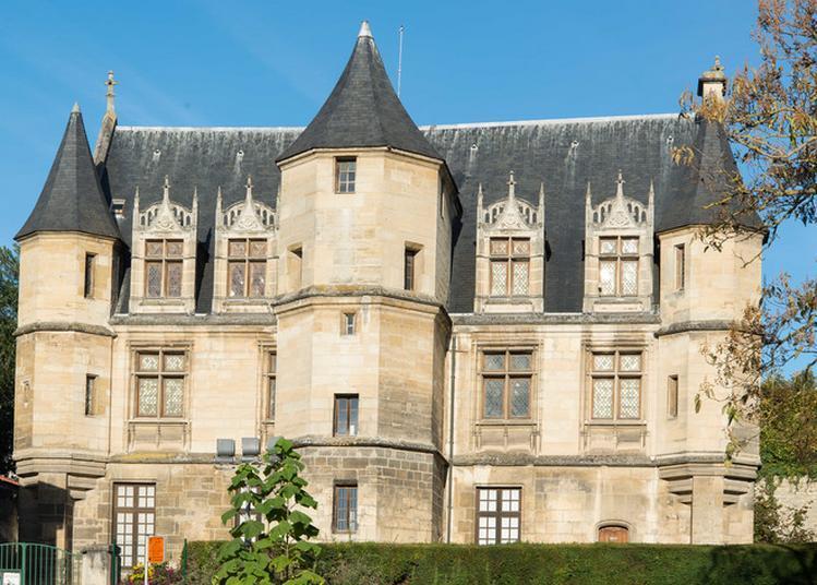 Visite Libre Du Musée Tavet-delacour à Pontoise