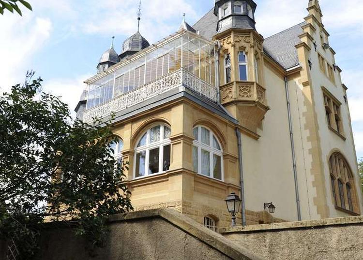 Visite Libre Du Palais Du Gouverneur à Metz