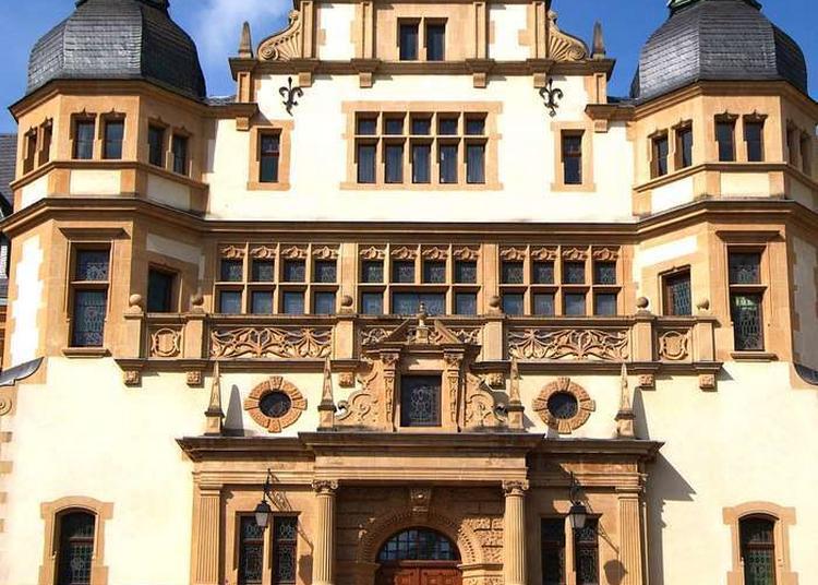 Visite Libre Du Palais Du Gouverneur Militaire De Metz