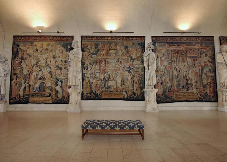Visite Libre Du Palais Du Tau à Reims