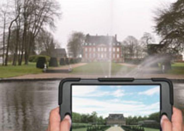 Visite Libre Du Parc à Travers Les Siècles En Réalité Virtuelle Avec Histopad à Bois Heroult