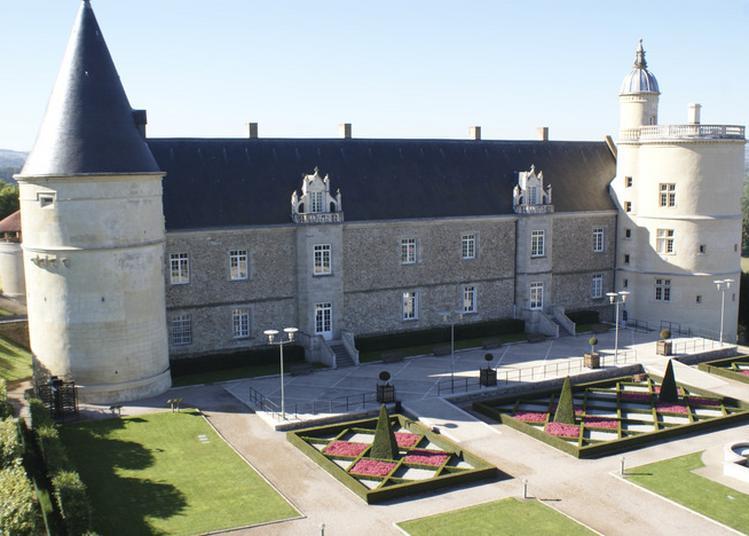 Visite Libre Du Parc Animalier Et Botanique Du Château De Bouthéon à Andrezieux Boutheon