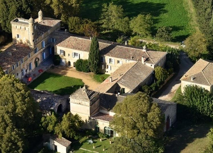 Visite Libre Du Parc, De L'orangerie, Du Pigeonnier, De La Cour Et De La Salle Capitulaire à Aimargues