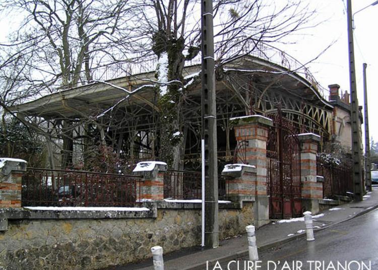 Visite Libre Du Parc De La Cure D'air à Malzeville