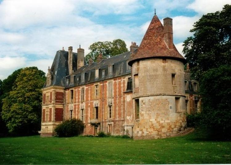 Visite Libre Du Parc Du Château à La Cressonniere