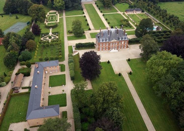 Visite Libre Du Parc Du Domaine De Bois-héroult à Bois Heroult