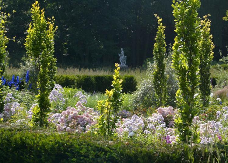 Visite Libre Du Parc Et Du Jardin à Pange