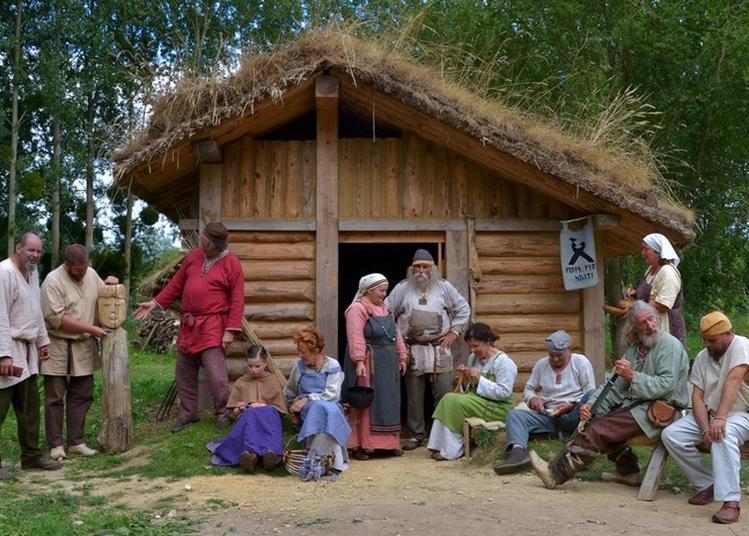 Visite Libre Du Parc Historique Ornavik à Herouville saint Clair