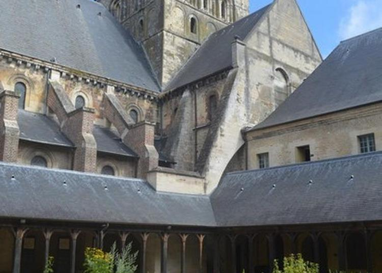 Visite Libre Du Parcours Spectacle Coeur D'abbayes à Montivilliers