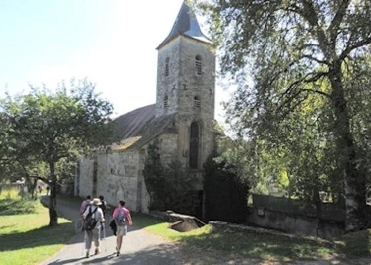 Visite Libre Du Prieuré Grandmontain Et Du Sanctuaire De Verdure à Peyrilles