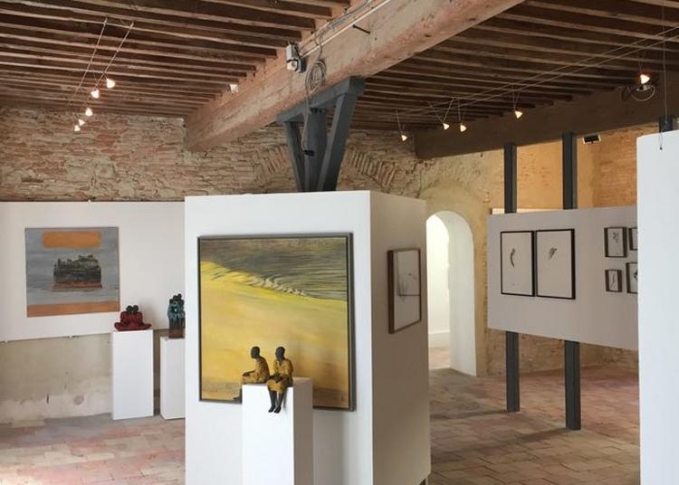Visite Libre Du Salon Des Arts à Fanjeaux