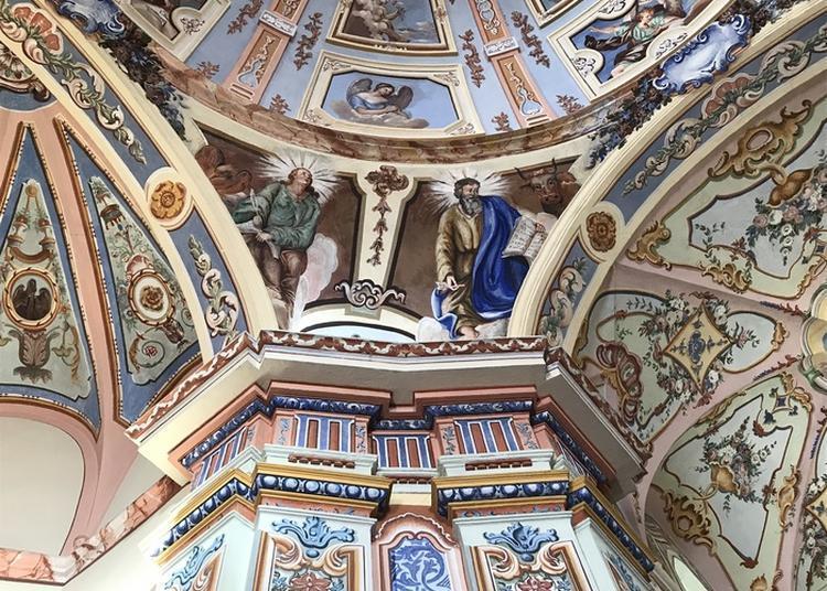 Visite Libre Du Sanctuaire à Peisey Nancroix