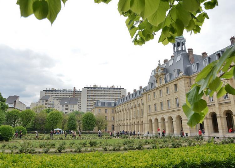 Visite Libre Du Séminaire De Saint-sulpice à Issy les Moulineaux