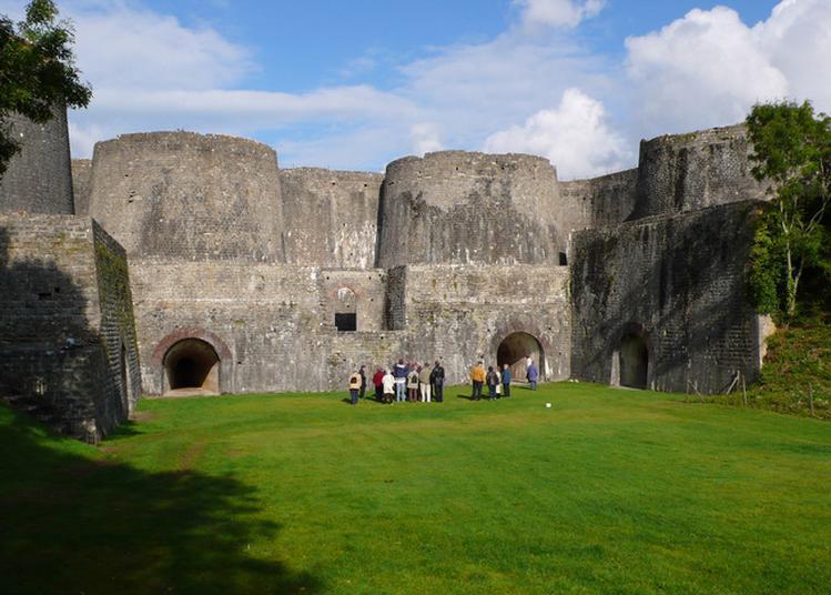 Visite Libre Du Site Des Fours à Chaux à Regneville sur Mer