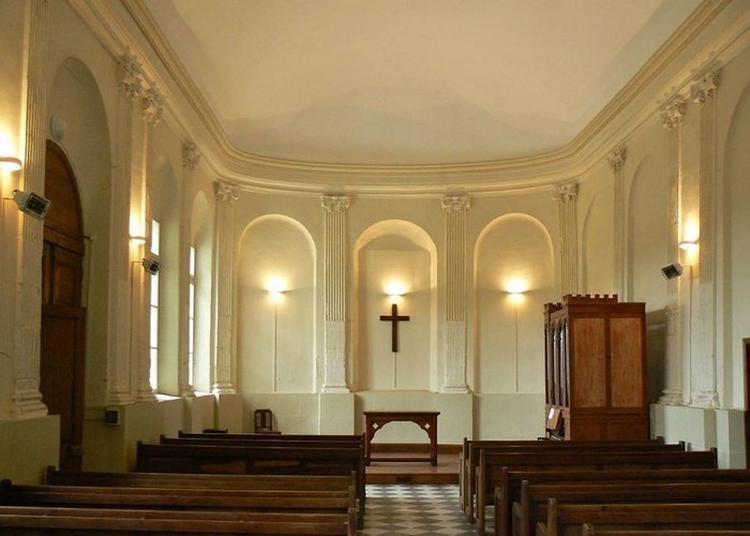 Visite Libre Du Temple De Montivilliers