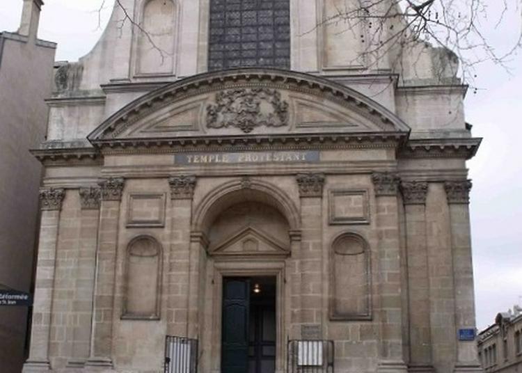 Visite Libre Du Temple Protestant Et De L'exposition En Cours à Nancy