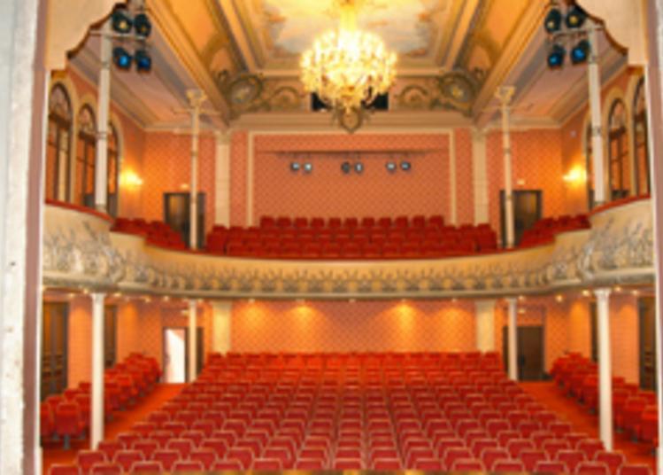 Visite Libre Du Théâtre De Lisieux Normandie