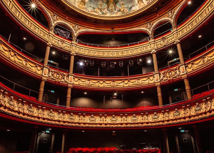 Visite Libre Du Théâtre De Roanne