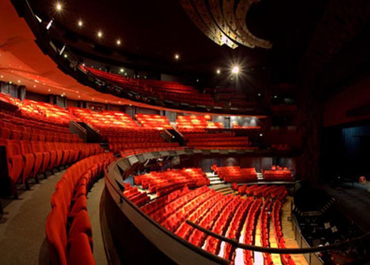 Visite Libre Du Théâtre Des Arts! à Rouen