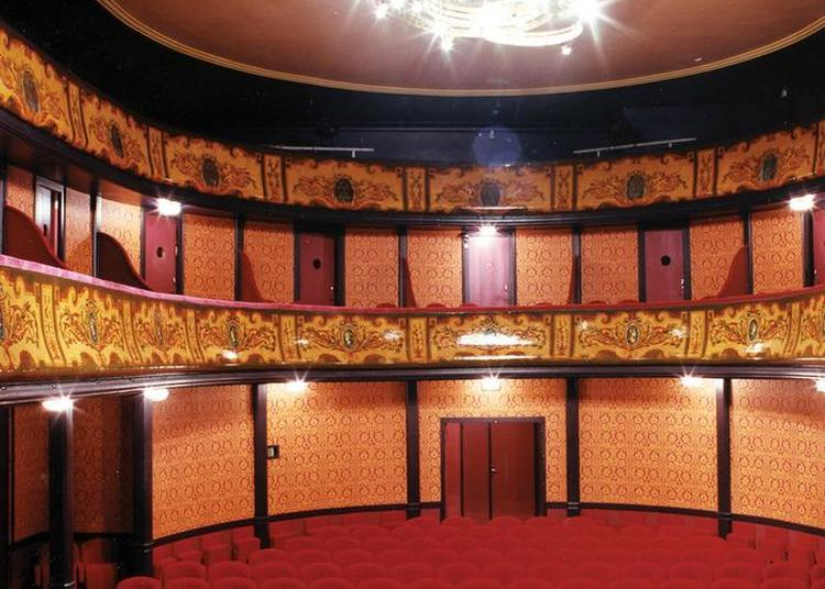 Visite Libre Du Théâtre Des Copiaus, Exposition De Photos D'archives De Chagny