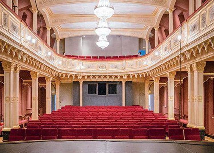 Visite Libre Du Théâtre Du Château D'eu à Eu