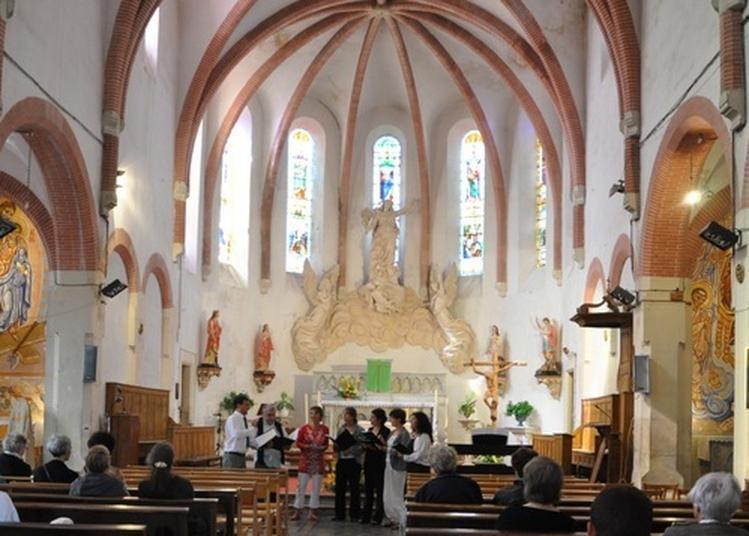 Visite Libre Du Trésor D'art Sacré à Salvagnac