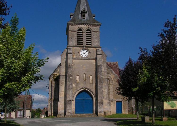 Visite Libre Eglise Saint Pierre Et Saint Paul à Monce en Saosnois