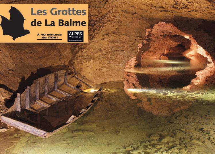 Visite Libre En Autonomie à La Balme les Grottes