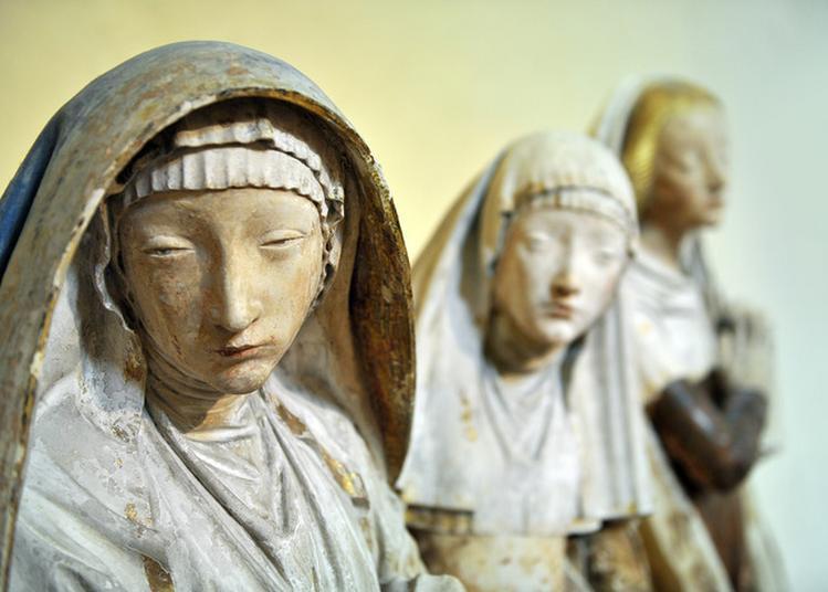 Visite Libre : Ensemble Statuaire Du Xve Siècle à Monesties