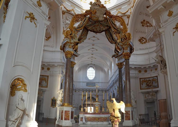 Visite Libre Et Commentée De L'église Saint-bruno-les-chartreux. à Lyon