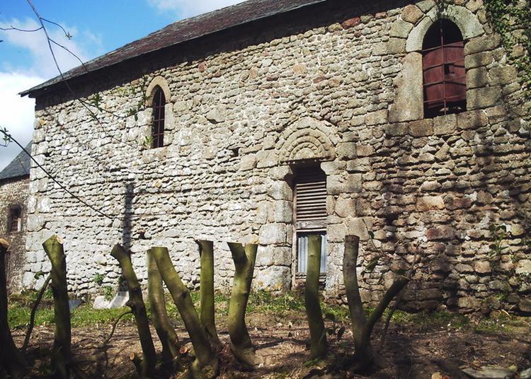 Visite Libre Et En Extérieure Uniquement De La Chapelle De L'ecluse Et De La Motte Féodale à Brece
