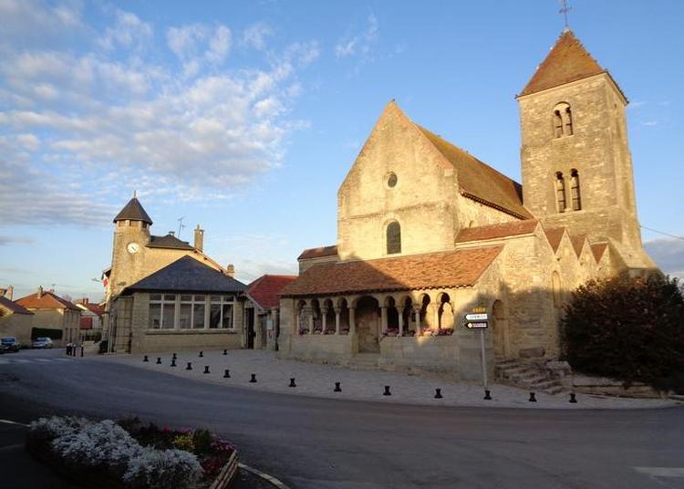 Visite Libre Et Exposition à L'église Notre-dame Et Saint-nicaise à Hermonville