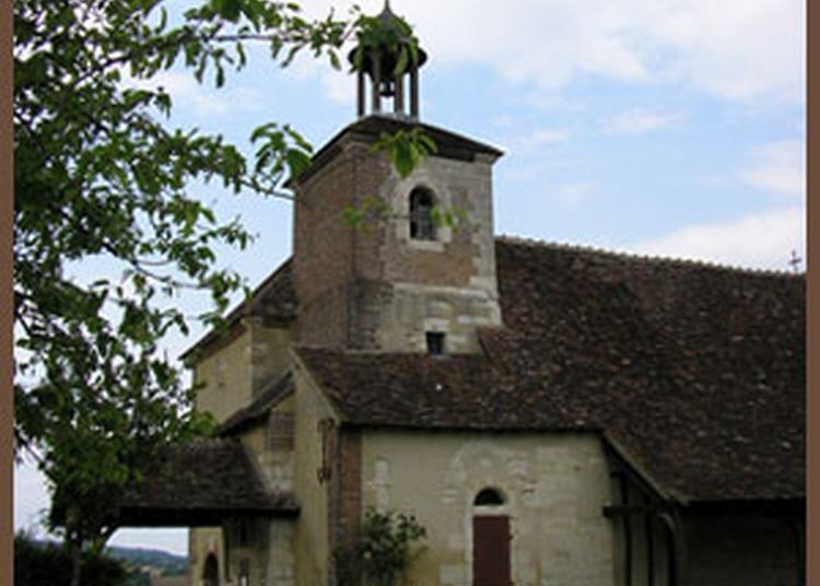 Visite Libre Et Guidée De La Chapelle Ermitage Sainte-anne à Aillant sur Tholon
