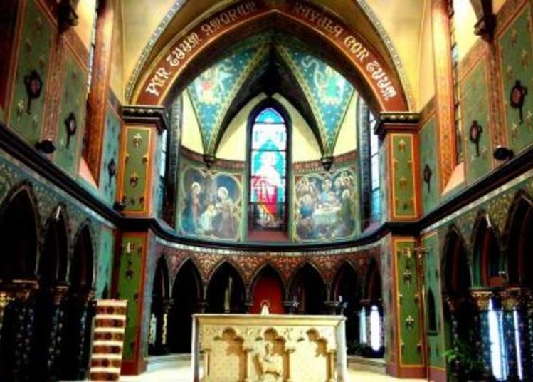 Visite Libre Et/ou Commentée De La Chapelle Du Sacré-coeur à Montlucon