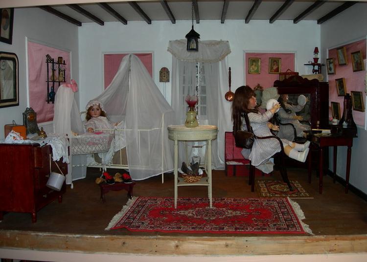 Visite Libre La Maison De Poupées à Saint Remy en l'Eau
