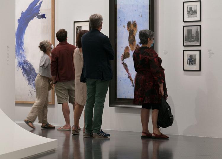 Visite Libre Le Ciel Comme Atelier. Yves Klein Et Ses Contemporains à Metz