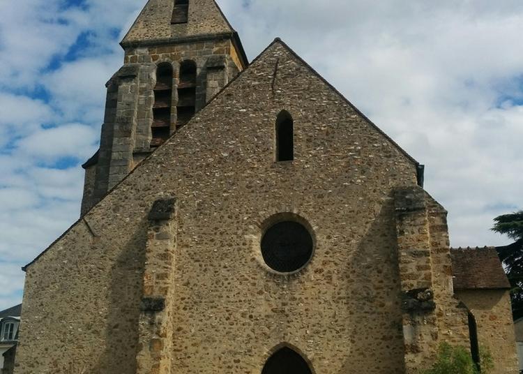 Visite Libre Les Belles Et Vieilles Pierres De L'église Saint Pierre à Igny