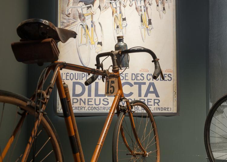 Visite Libre Musée Du Vélo La Belle Echappée à La Fresnaye sur Chedouet