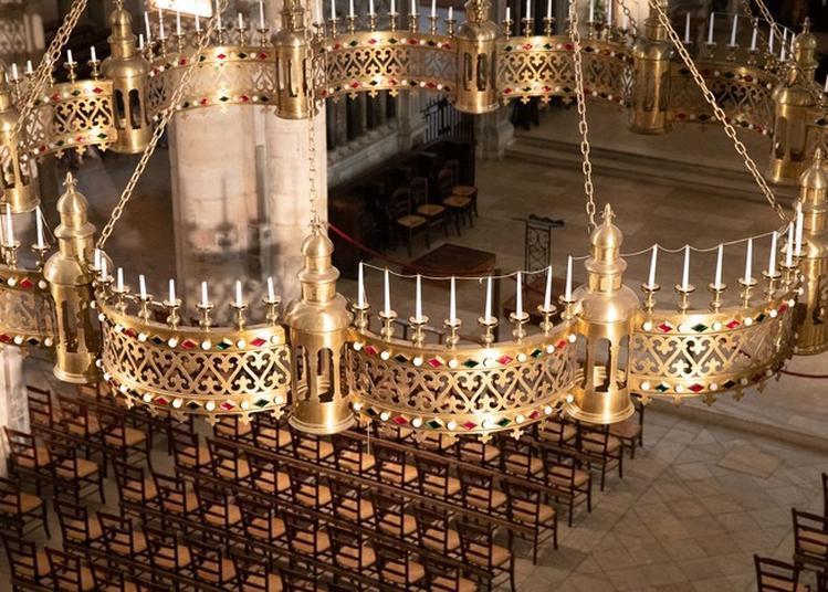 Visite Libre Ou Accompagnée De La Basilique Saint-remi à Reims