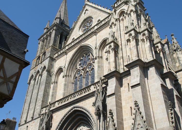 Visite Libre Ou Accompagnée De La Cathédrale Saint-pierre De Vannes