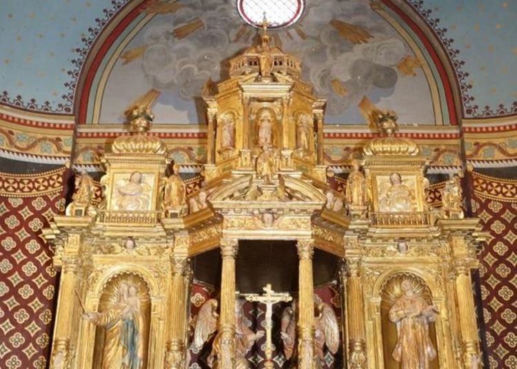 Visite Libre Ou Guidée Église Saint-Bruno à Roquettes