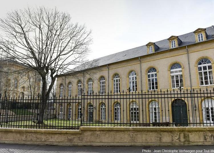Visite Libre Ou Guidée De L'abbaye Royale De Saint-arnoul à Metz