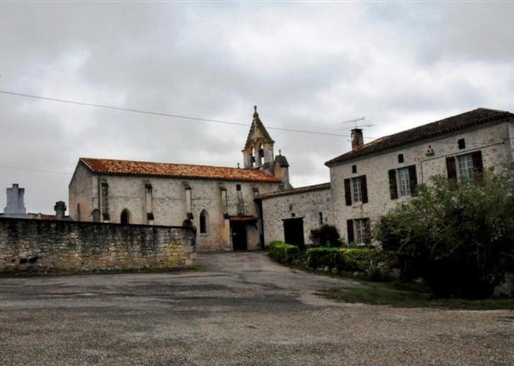 Visite libre ou guidée de l'église Saint-Jean à Cassignas
