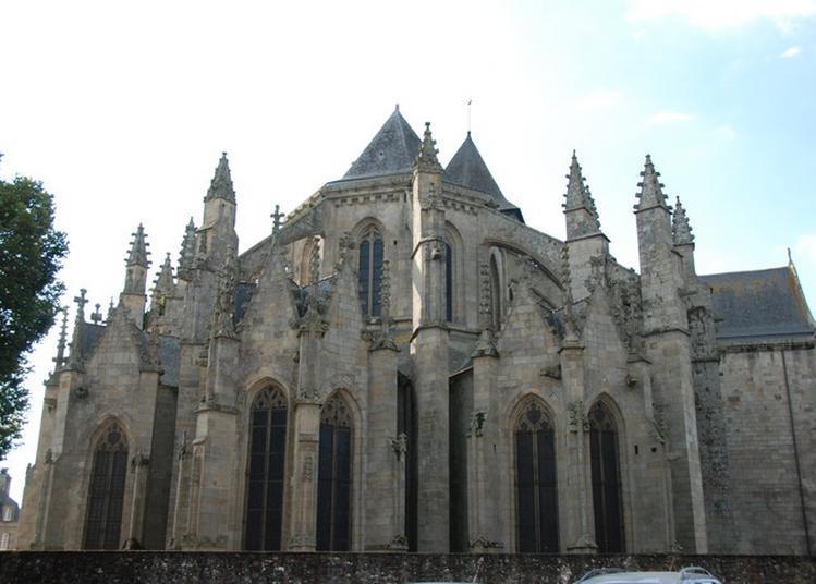 Visite Libre Ou Guidée De L'église Saint-malo - Dinan