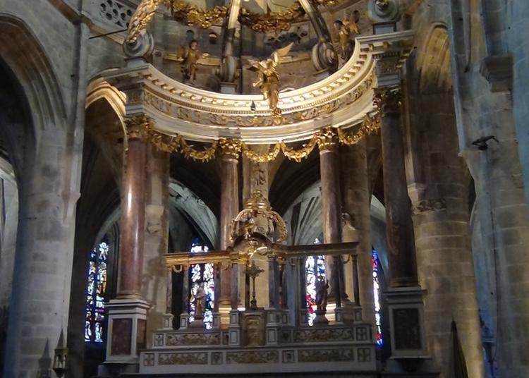 Visite Libre Ou Guidée De La Basilique Saint-sauveur - Dinan