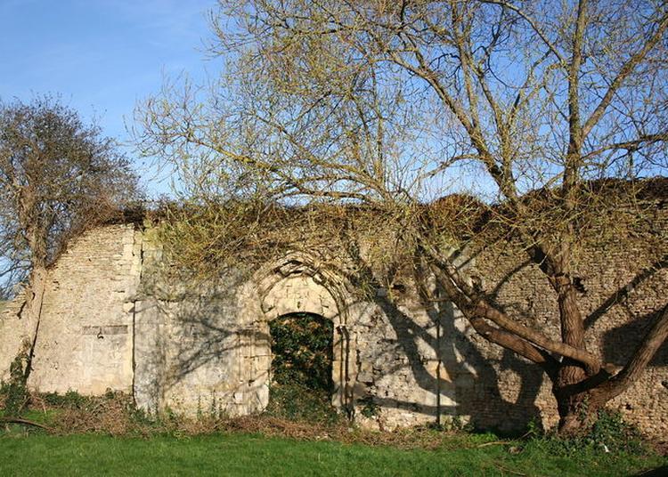 Visite Libre Pour Découvrir La Porte De La Chapelle Saint-vincent à Herouville saint Clair