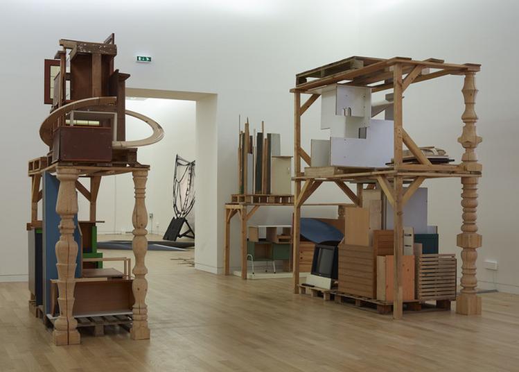 Visite Libre Sculpter (faire à L'atelier) à Rennes