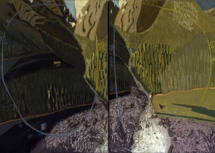 Visite Libre Tour Du Paysage, Exposition De David Tresmontant à Embrun