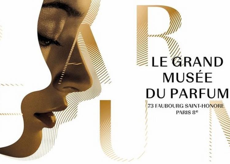 Visite Libre Voyez Avec Votre Nez ! à Paris 8ème