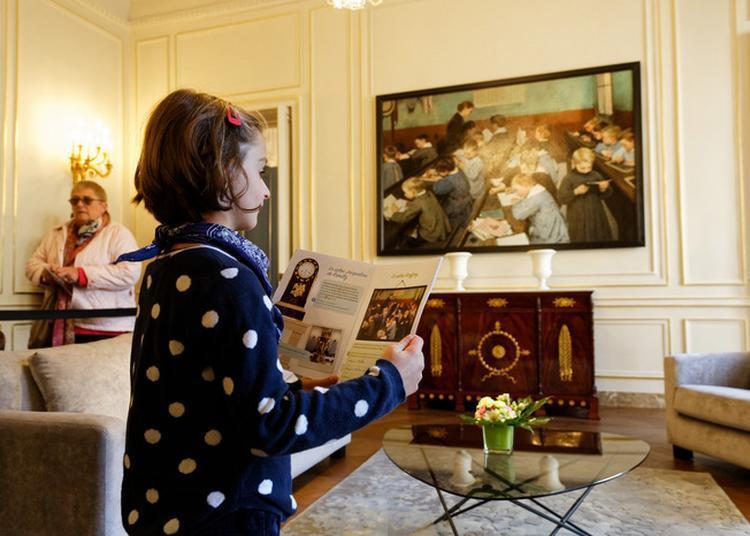 Visite Ludo-éducative De L'hôtel De Rochechouart à Paris 6ème